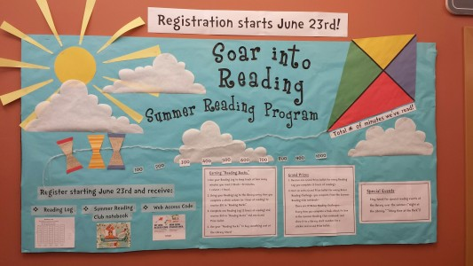 Soar into Reading this Summer in Stonewall