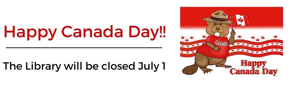 Canada Day Slide