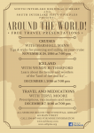 Around the World Travel Presentations - Stonewall @ Stonewall Library   Stonewall   Manitoba   Canada