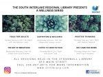 Wellness Series - The Art of Breathing - Stonewall Branch @ Stonewall Library | Stonewall | Manitoba | Canada