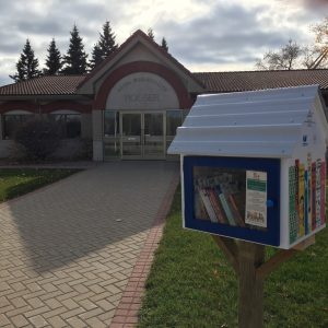 Rosser Little Library
