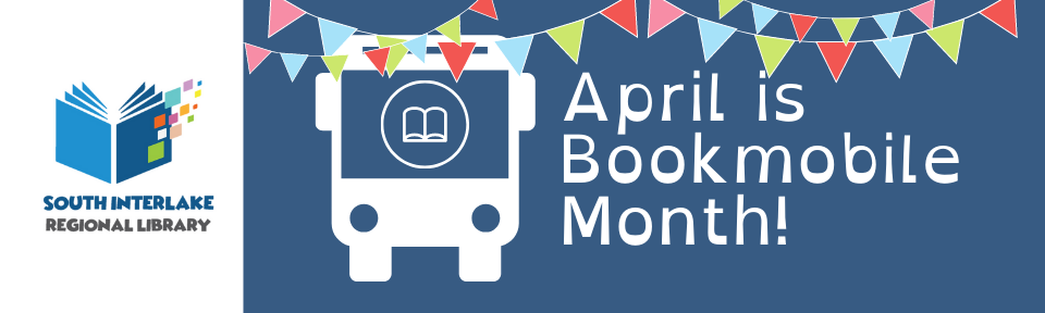 April is Bookmobile Month!