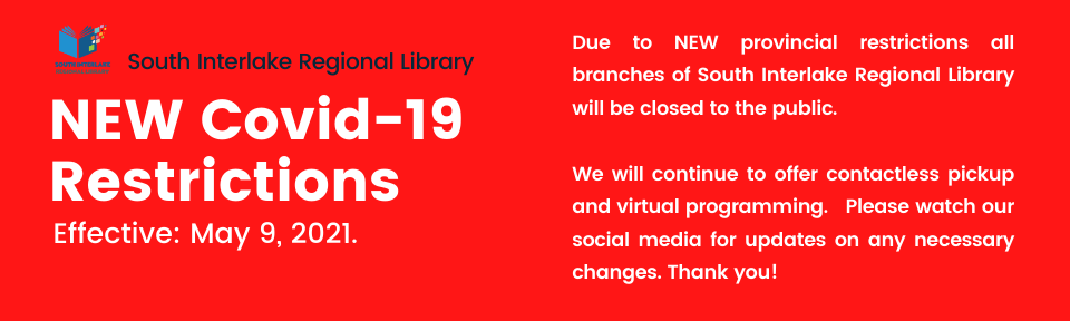 Slide of Due to the Code Red Restrictions (1)